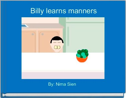 Billy learns manners