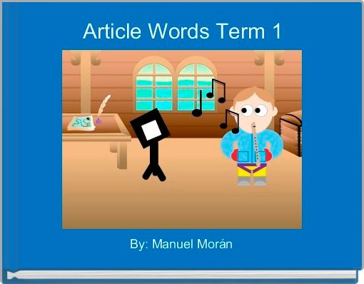 Article Words Term 1