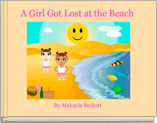 A Girl Got Lost at the Beach