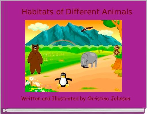 Habitats of Different Animals