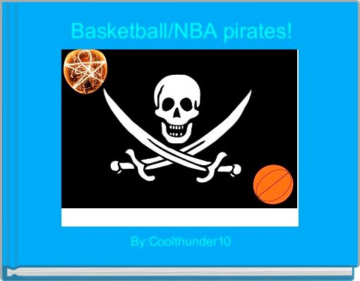 Basketball/NBA pirates!