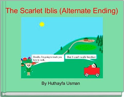 The Scarlet Iblis (Alternate Ending)