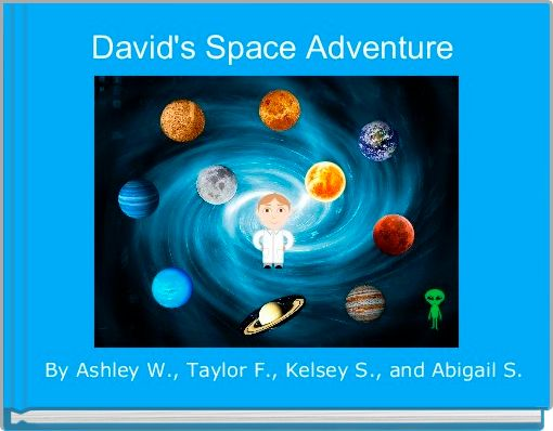 David's Space Adventure