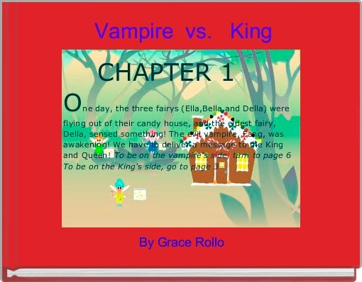 Vampire  vs.   King
