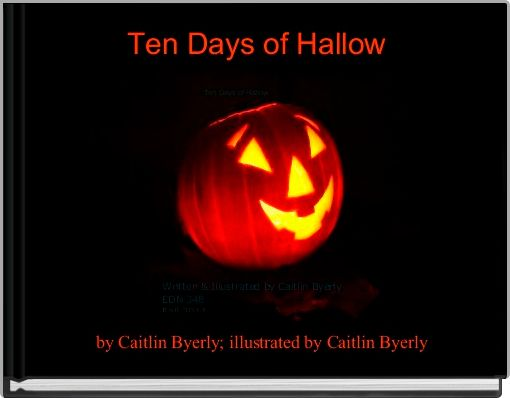Ten Days of Hallow