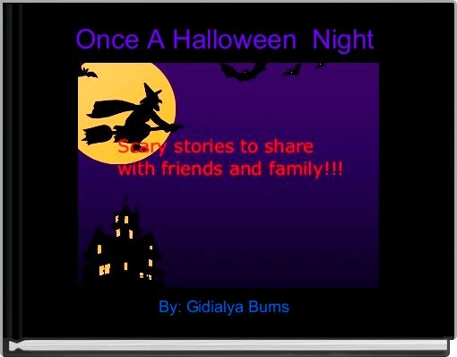 Once A Halloween  Night