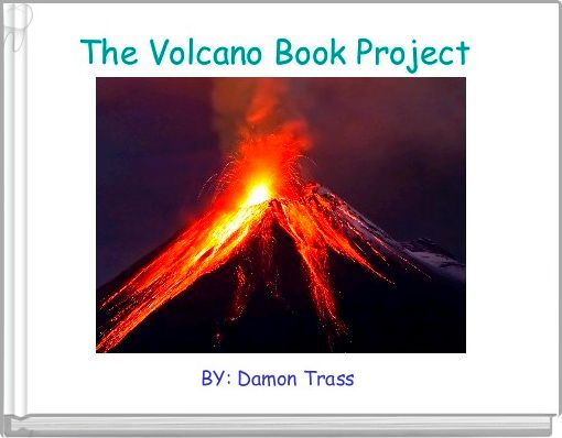 The Volcano Book Project