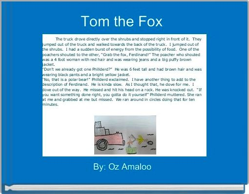 Tom the Fox