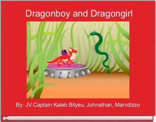 Dragonboy and Dragongirl