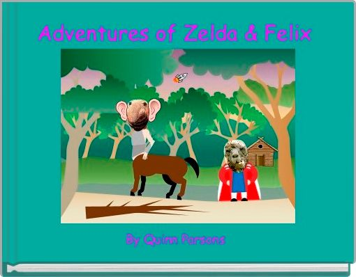 Adventures of Zelda & Felix