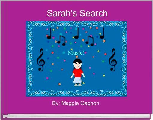 Sarah's Search