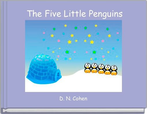 The Five Little Penguins