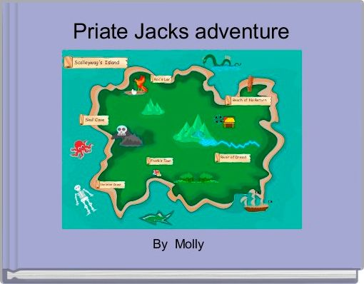 Priate Jacks adventure