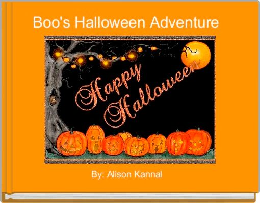 Boo's Halloween Adventure