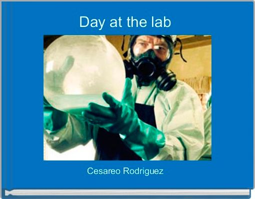 Day at the lab