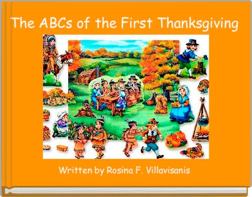 The ABCs of the First Thanksgiving