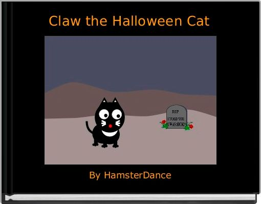 Claw the Halloween Cat