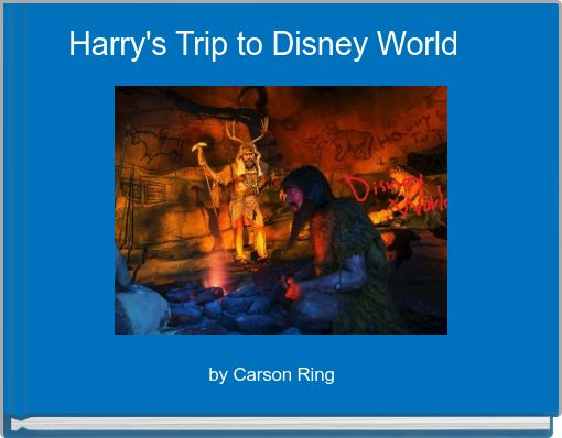 Harry's Trip to Disney World