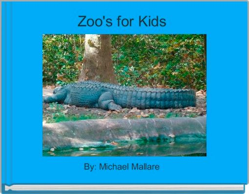Zoo's for Kids