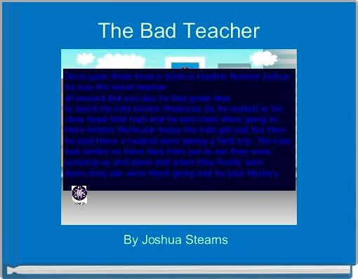 The Bad Teacher