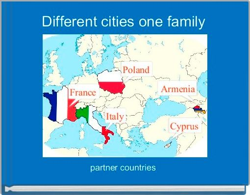 Different cities one family