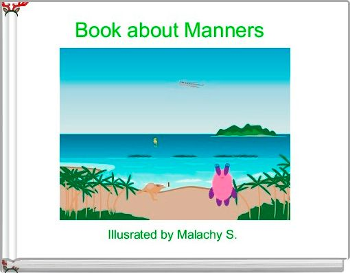Book about Manners