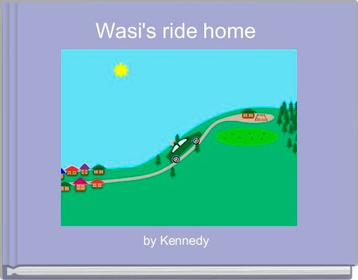 Wasi's ride home