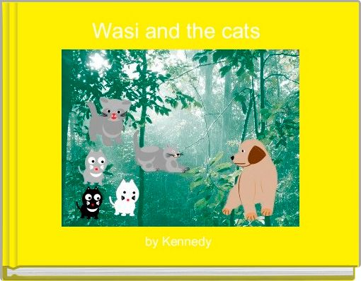 Wasi and the cats