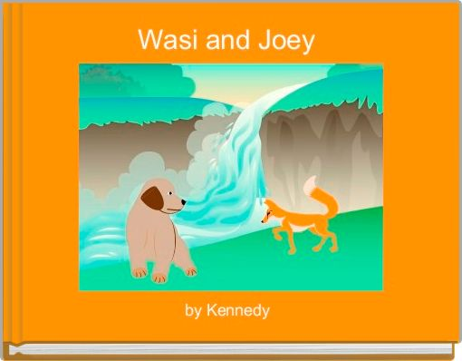 Wasi and Joey