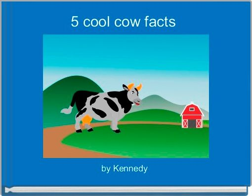 5 cool cow facts