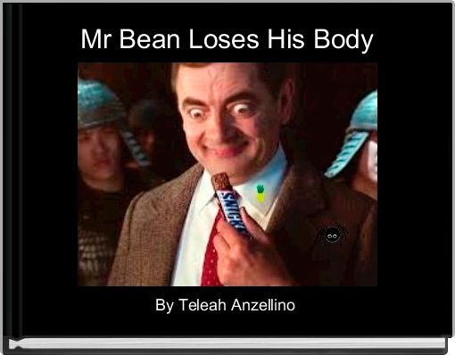 Mr Bean Loses His Body