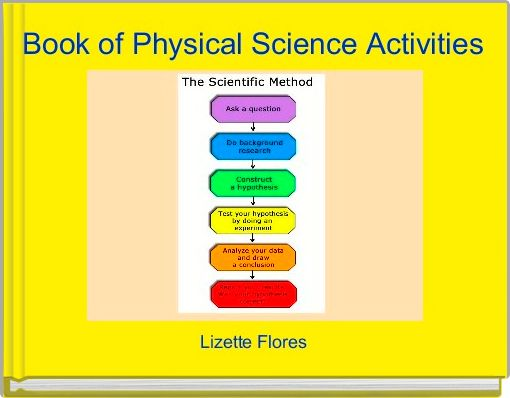 Book of Physical Science Activities