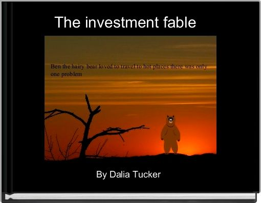 The investment fable