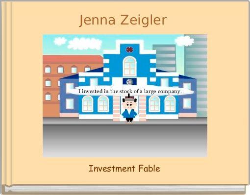 Jenna Zeigler