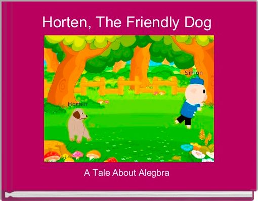 Horten, The Friendly Dog