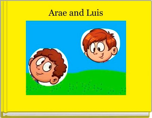 Arae and Luis