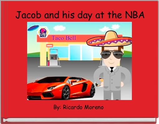 Jacob and his day at the NBA