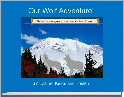 Our Wolf Adventure!