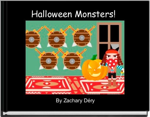 Halloween Monsters!