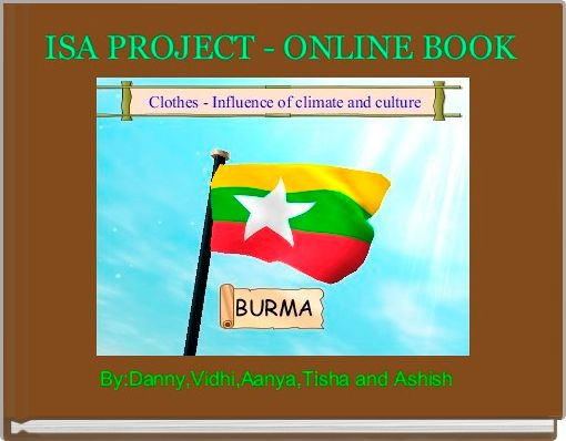ISA PROJECT - ONLINE BOOK
