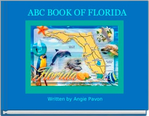 ABC BOOK OF FLORIDA