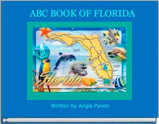 ABC BOOK OF FLORIDA