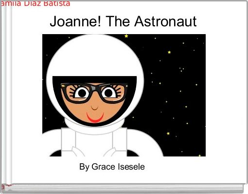 Joanne! The Astronaut