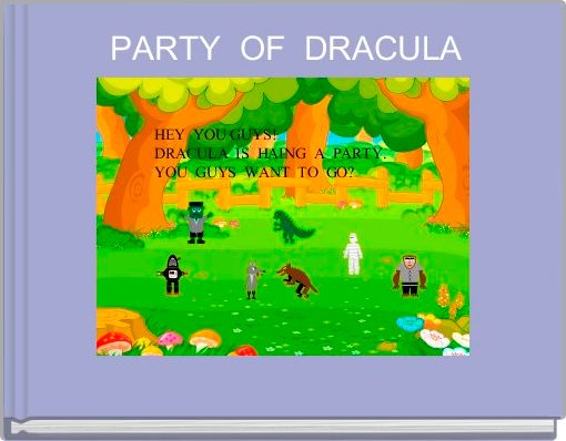PARTY  OF  DRACULA