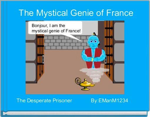 The Mystical Genie of France
