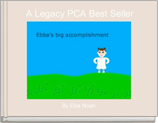 A Legacy PCA Best Seller