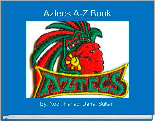 Aztecs A-Z Book