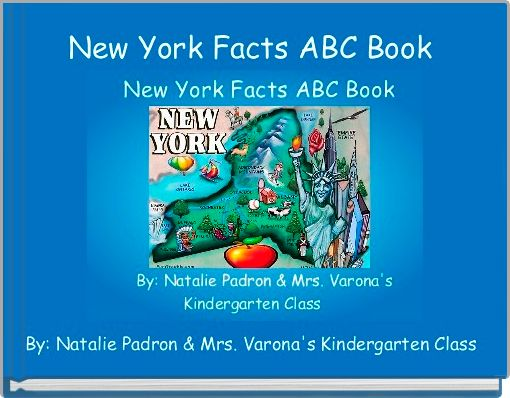 New York Facts ABC Book