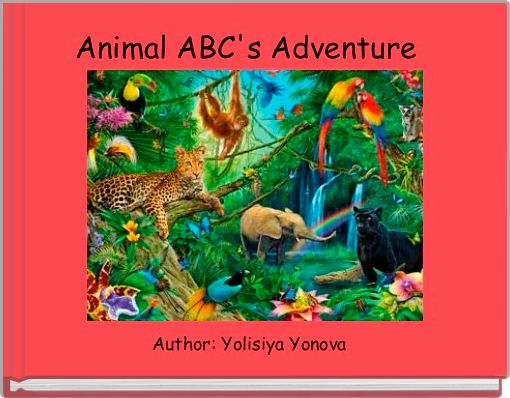 Animal ABC's Adventure