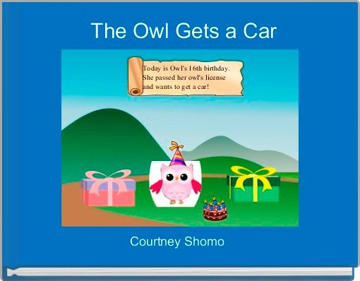 The Owl Gets a Car